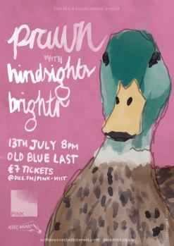 PRAWN / HINDSIGHTS - Mon 13 Jul